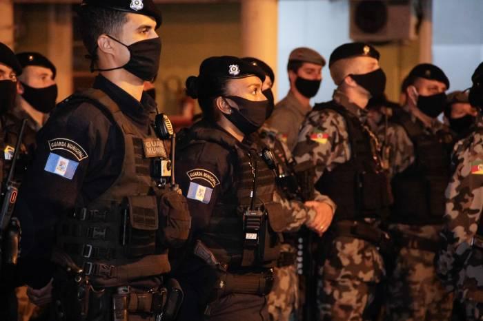 GM intensifica fiscalização de aglomerações e do não uso de máscara