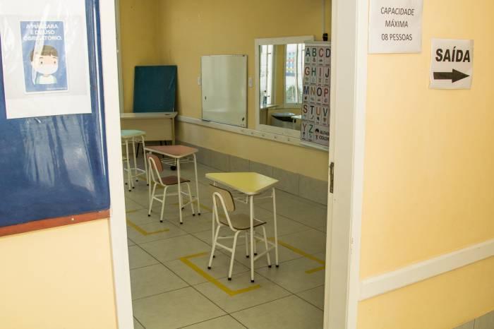 Retomada das aulas no ensino municipal é adiada