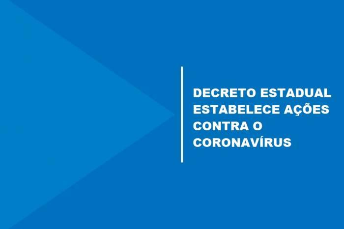 Município adere em 100% ao novo Decreto do Governo do Estado