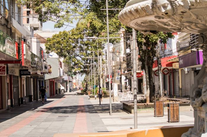 Isolamento social atingiu pico de 74% em Pelotas