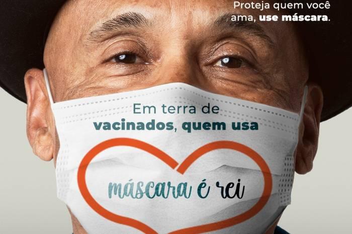 Prefeitura promove ação solidária para distribuição de máscaras