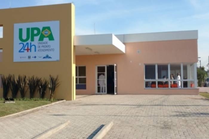 UPA Areal vai atender só pacientes adultos com síndromes gripais