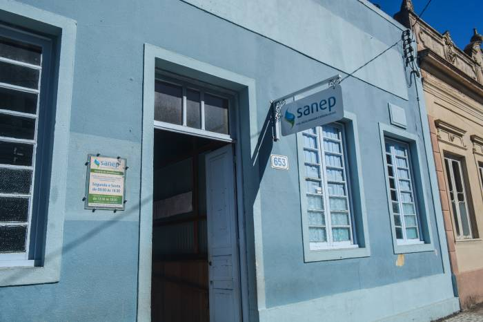 Sanep limita acesso ao atendimento a partir desta quinta-feira