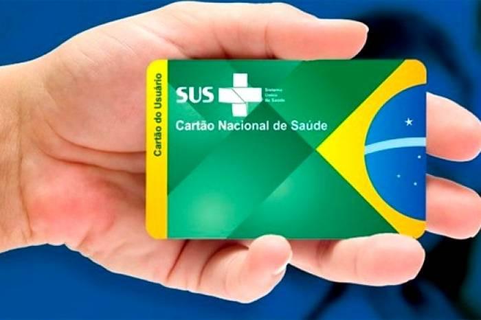 'Cartão SUS' deve ser solicitado e feito somente nas UBSs