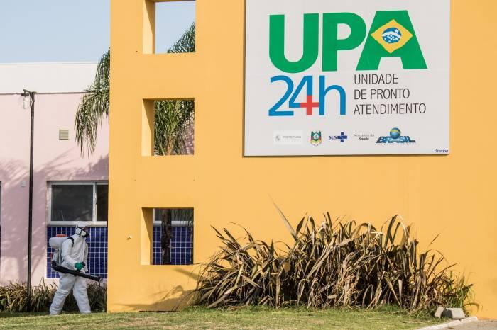 UPA Areal segue com atendimento exclusivo às síndromes gripais