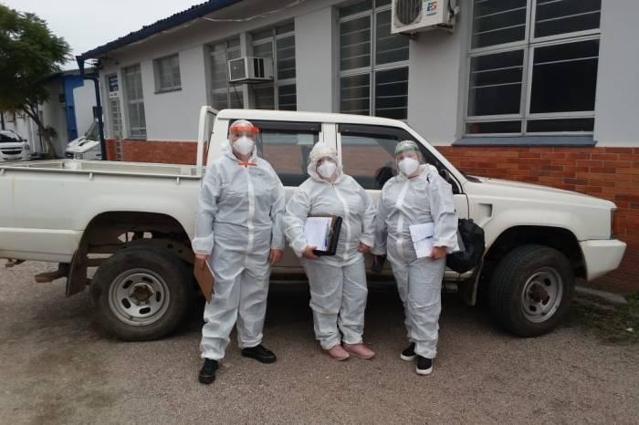Vigilância Sanitária divulga ações realizadas desde o início da pandemia