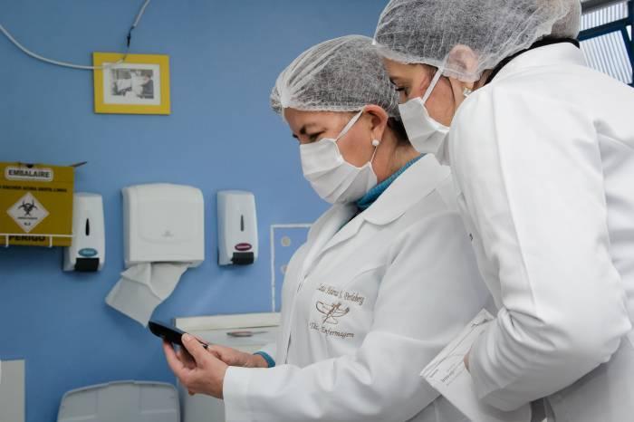 Atendimento em unidades de saúde segue durante a pandemia