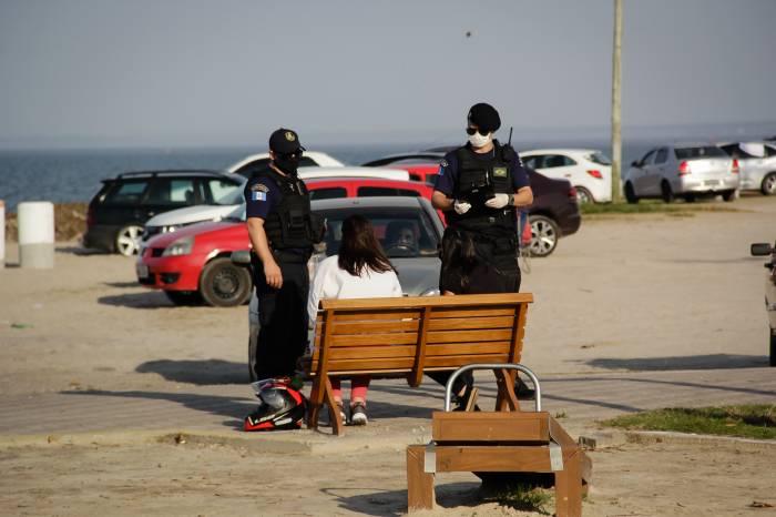 Lei da Multa: mais de 100 pessoas já foram autuadas