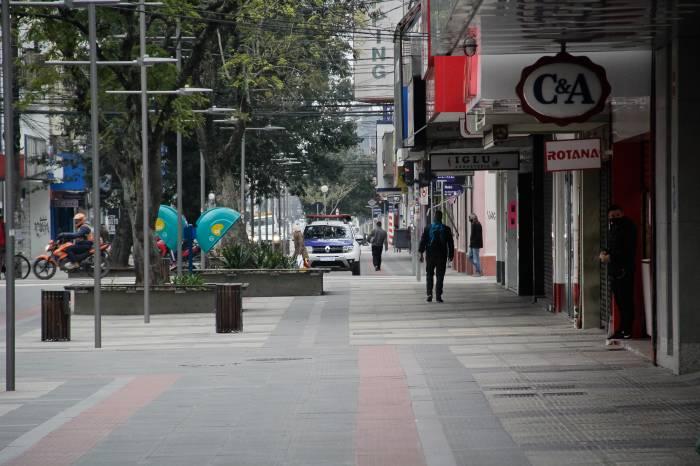 Zoneamento aponta índice de contaminação pelo coronavírus nos bairros
