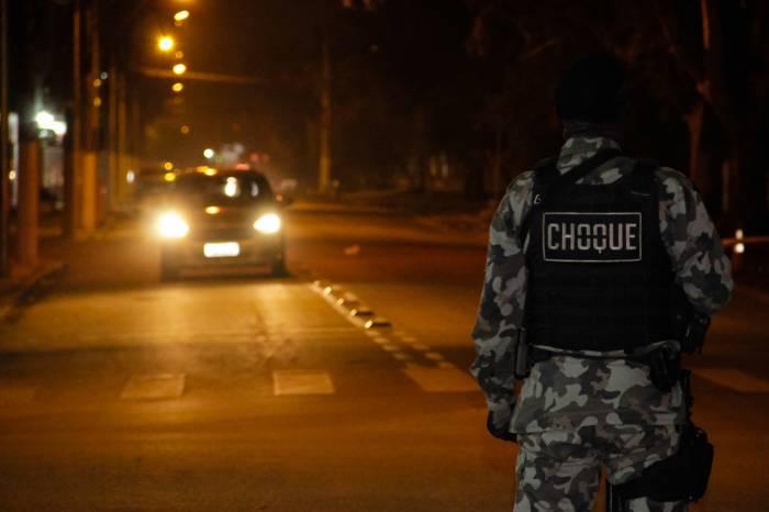 Pelotas segue em lockdown