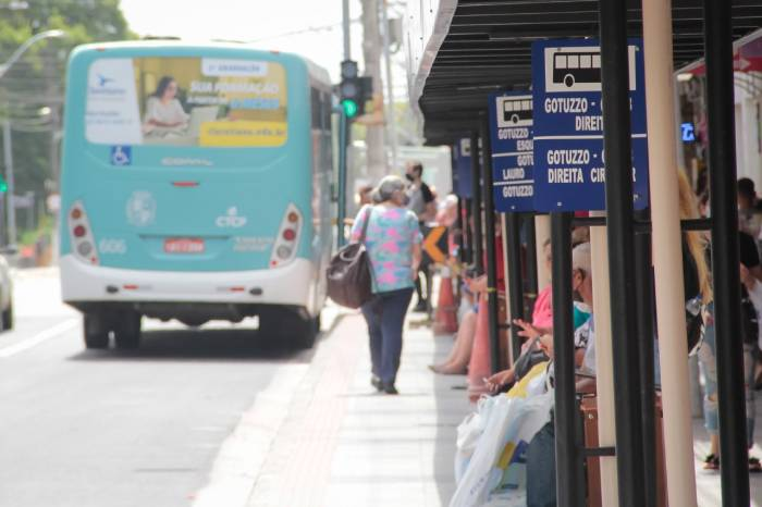 Lockdown afeta circulação do transporte coletivo urbano e rural