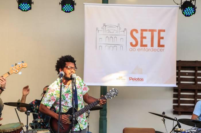 Sete ao Entardecer festival contrata 100 ações culturais