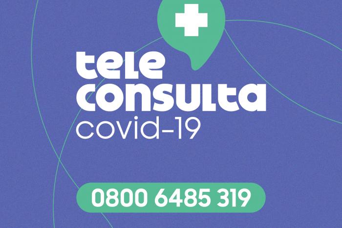 Central de Teleconsulta recebe 468 ligações em duas semanas