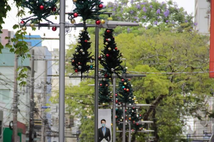 O Natal de Pelotas adaptado à pandemia