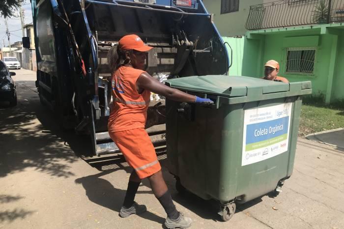 Dias e frequências da coleta de lixo são alterados