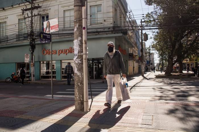 Prefeitura divulga novo zoneamento de casos de coronavírus