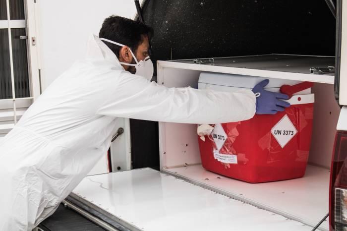 Prefeitura contabiliza 2.929 novos exames para coronavírus