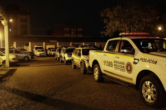 Órgãos de segurança e fiscalização atuam nos bairros