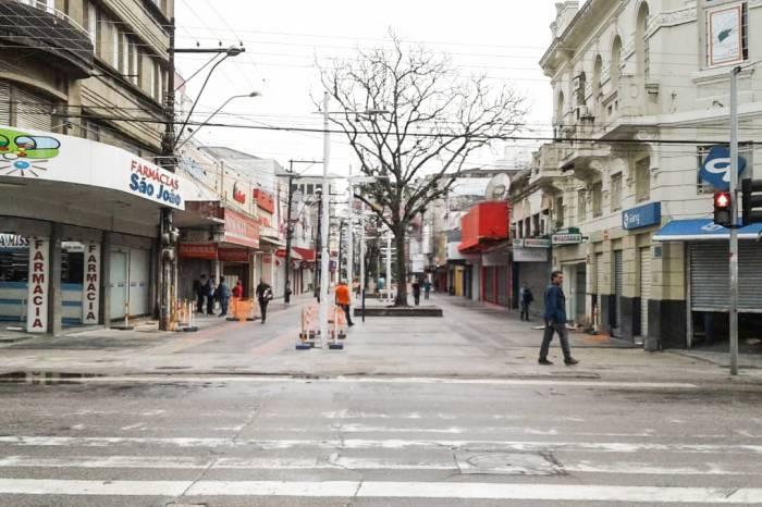 Prefeitura divulga novo zoneamento de casos do coronavírus