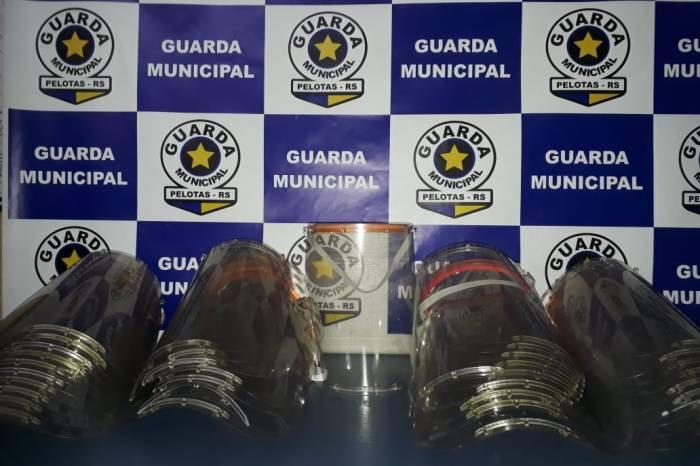 Guarda Municipal continua recebendo doações da comunidade