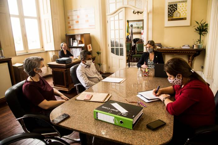 Prefeita destaca ações da Assistência Social no combate à crise