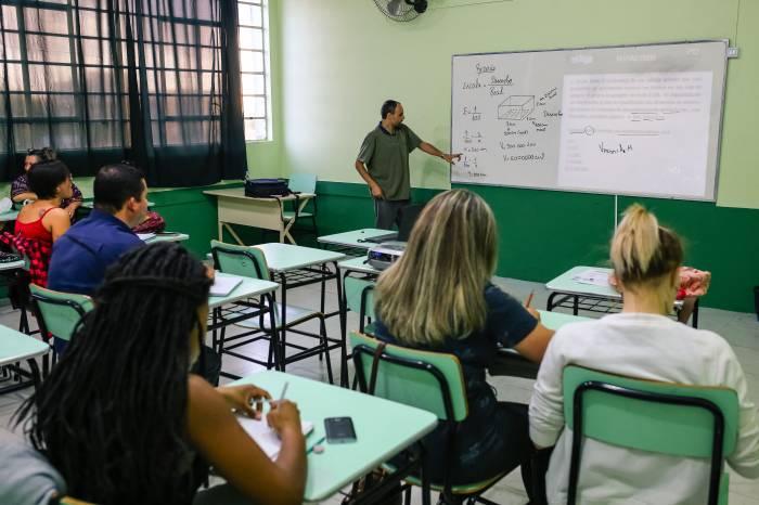 Decreto permite retorno gradual das aulas presenciais