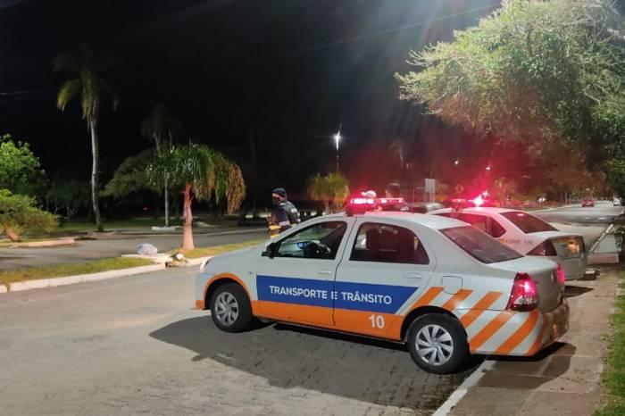 Forças de segurança atuam com policiamento no final de semana
