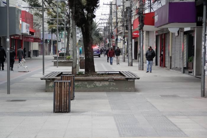 Pelotas tem o menor índice de isolamento social desde o início da pandemia