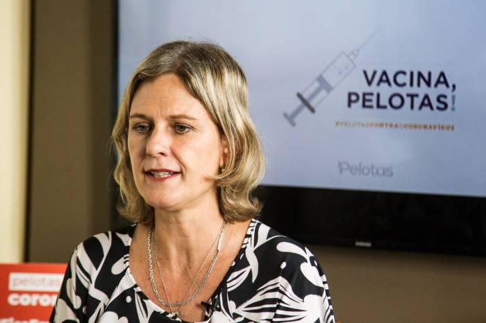 Mais 4.850 doses da vacina contra Covid chegam a Pelotas